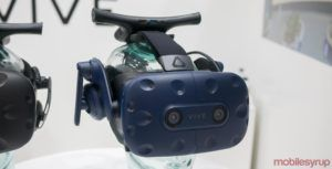 HTC reveals tech demo for multi-room VR using Steam