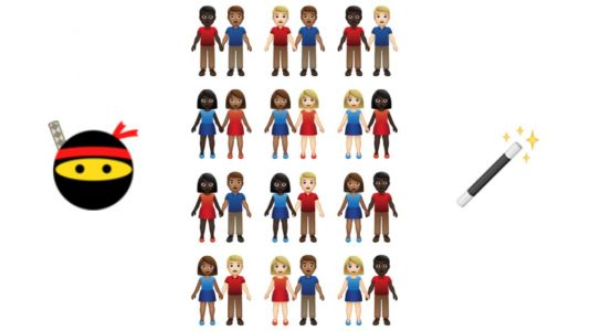 Unicode 12.0 Emoji To Further Inclusivity, Add Tools & More