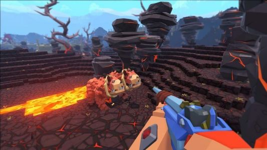 Ark: Survival Evolved and Minecraft hybrid 'PixARK' gets Xbox Game Preview release date