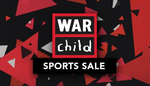 Daily Deal - War Child FC Sports Sale - Up to 80% off
