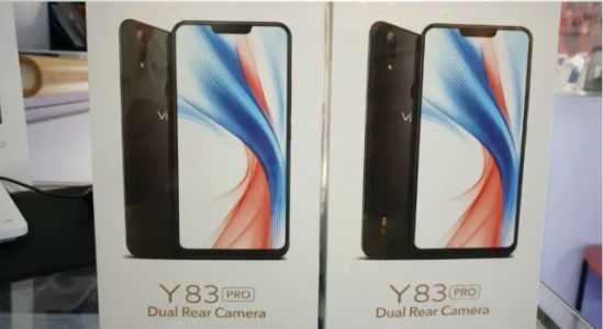 Vivo Y83 Pro launched in India via retail channels, official announcement soon