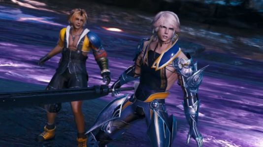 Find Out What Happened To Tidus After Final Fantasy X In New Mobius Final Fantasy Event
