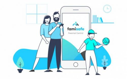 FamiSafe offers tools to keep kids safe in the mobile age
