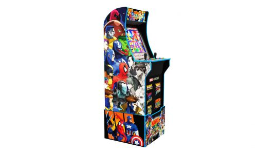 Marvel Vs Capcom, X-Men Vs Street Fighter, And More Arcade Cabinet Pre-Orders Now Available