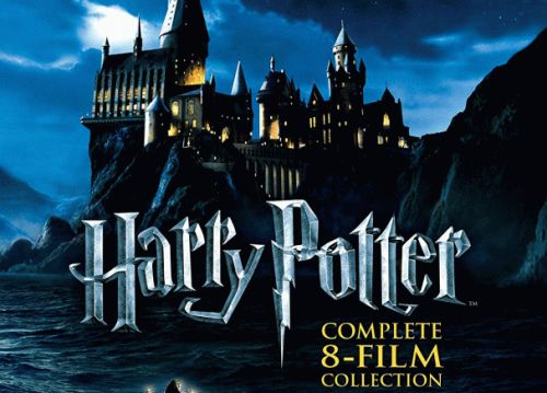 The complete Harry Potter collection on Blu-ray is only $40 in this early Black Friday sale