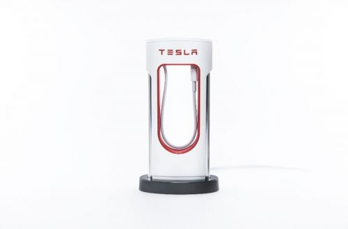 Tesla's Desktop Supercharger is the desk charger your phone deserves