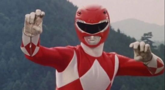 This Red Ranger Redesign Should Be Used for the Next POWER RANGERS Film