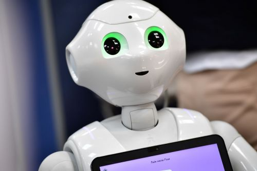 The UK invited a robot to 'give evidence' in Parliament for attention