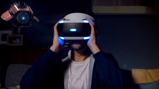 How do you play No Man's Sky on the PlayStation VR?