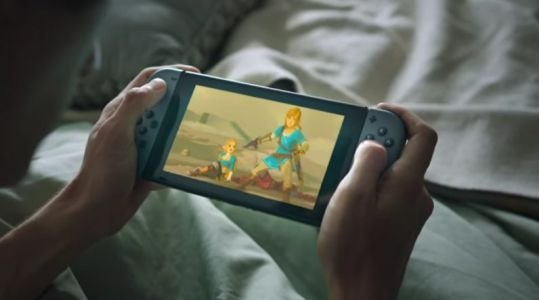 Nintendo's Switch just outsold the GameCube