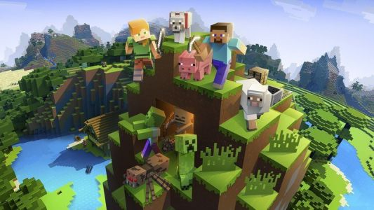 Minecraft giving free 'Deep Sea Mash-up Pack' to players until June 3