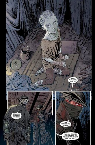 Bloodborne Graphic Novel Launches Today, Here's An Exclusive Look