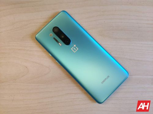 OnePlus 8 Pro Gets New Oxygen OS Update With August Security Patch