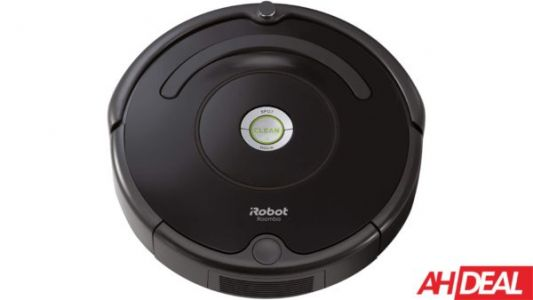 Leave The Cleaning To The iRobot Roomba 614 Robot Vacuum, Now $219 - Amazon Cyber Monday Deals