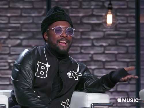 Will.i.am tells us about his friendship with Larry Page, and why he's so big into the tech scene