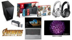 ET Deals: $500 off ThinkPad X1 Carbon, $160 off EVGA GTX 1080