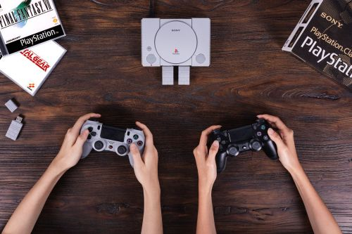 Sony's PlayStation Classic gets wireless controller support with this adapter