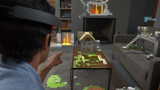 Microsoft's next HoloLens could be getting a more immersive field of view