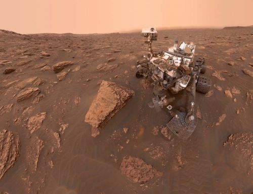 Growing Mars dust storm now circles entire planet says NASA