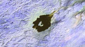 Ancient Meteorite Impact Produced Highest Natural Temperature Ever On Earth