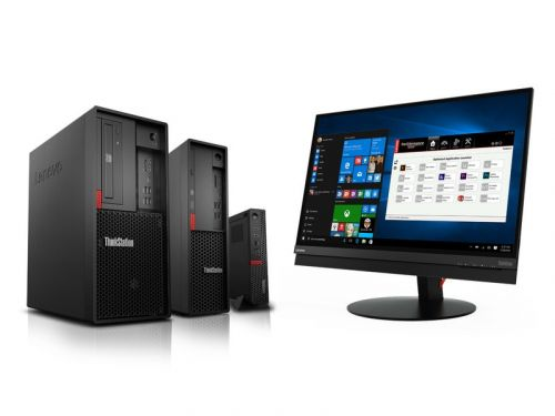 Lenovo's ThinkStation P330 family packs more power in a smaller package