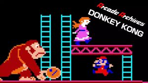Original Donkey Kong Gets Its First Re-Release on Nintendo Switch