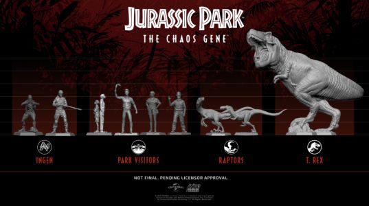 EXCLUSIVE: Welcome to a Jurassic Park Dungeon Crawl