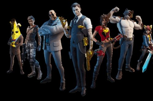 Fortnite: Chapter 2's new season is all about secret agents and well-muscled cats