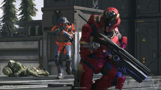Halo Infinite Competitive Multiplayer Mode Detailed, Gameplay Footage Released