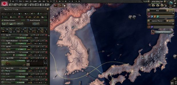 Hearts of Iron IV prods China in Waking The Tiger
