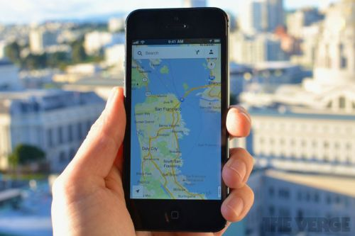 Google Maps will let you chat with businesses