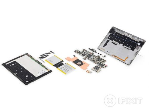 IFixit dives deep inside Surface Go with full teardown