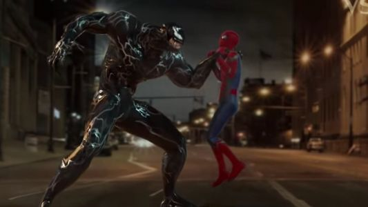 Impressive Fan-Made CGI Marvel Video Pits Tom Hardy's Venom Against Tom Holland's Spider-Man