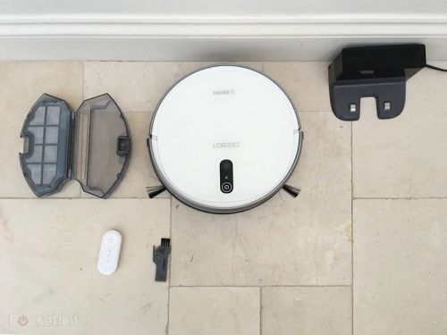 Ecovacs Deebot 710 robot vacuum review: Cleans out your house and not your bank account