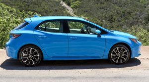 2019 Toyota Corolla Hatchback Review: More Tech, More Vroom, Less Room