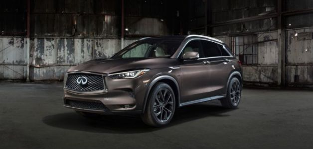 2019 Infiniti QX50 packs world's first variable compression engine
