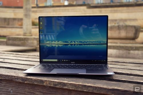 Huawei's MateBook X Pro arrives in the US