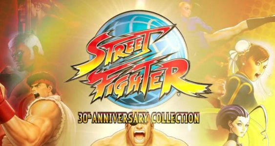 "Have a look at the exclusive ""Tournament Battle"" mode for Street Fighter 30th Anniversary Collection on Nintendo Switch"