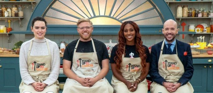 How to watch The Great Celebrity Bake Off 2021 online for free