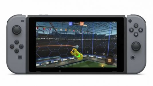 Watch A Trailer For Rocket League's Switch Debut