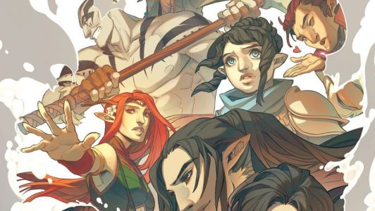 CRITICAL ROLE and NORSE MYTHOLOGY are Getting Free Comic Book Day Stories