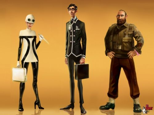 We Happy Few's New Trailer Introduces The Three Protagonists And Their Stories