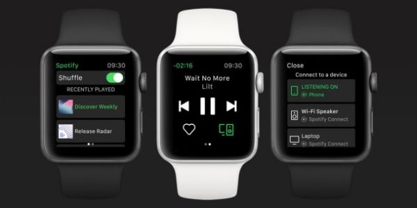 Apple Watch users can now enjoy Spotify from their wrist, with the best features to come