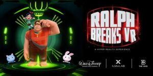 Wreck-It Ralph virtual reality experience coming to Rec Room arcades