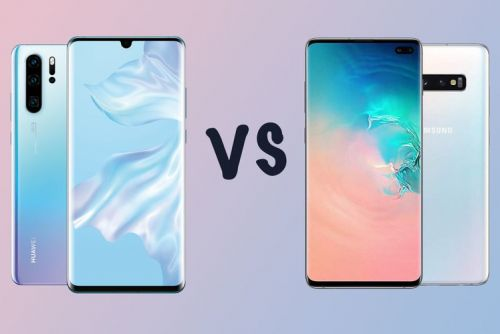 Huawei P30 Pro vs Samsung Galaxy S10+: Which should you buy?