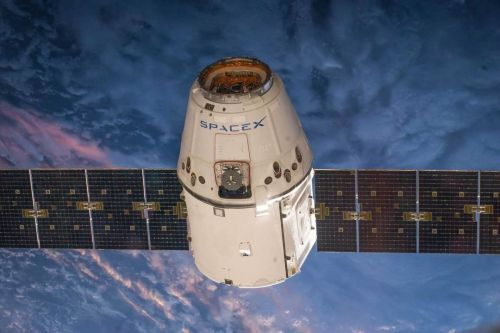 SpaceX scrubs satellite launch attempt minutes before liftoff