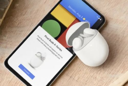 Google announced the 'Pixel Buds A-Series' in a tweet, and then deleted it