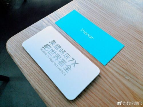 Leak: Honor 7X To Arrive In Two Models With A 5.93″ Display