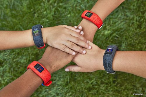 Garmin built a Spider-Man activity tracker for kids