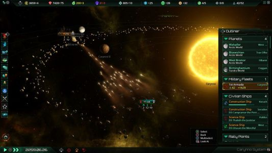 Stellaris delivers infectious interstellar strategy on Xbox One